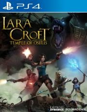 LARA CROFT AND THE TEMPLE OF OSIRIS ηλεκτρονικά παιχνίδια   playstation 4 games