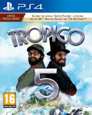 tropico 5 limited special edition photo