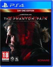 metal gear solid v the phantom pain photo
