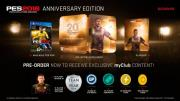 pro evolution soccer 2016 anniversary photo