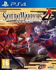 samurai warriors 4 photo