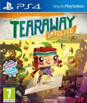 tearaway unfolded photo