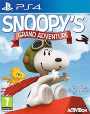 peanuts snoopys grand adventures photo