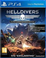 helldivers super earth ultimate edition photo