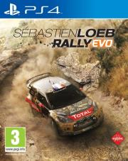 sebastien loeb rally evo photo
