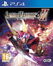 samurai warriors 4 ii photo