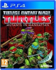 tmnt mutants in manhattan photo