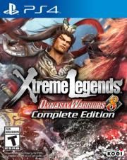 dynasty warriors 8 xtreme legends complete edition photo