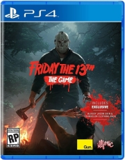 FRIDAY THE 13TH: THE GAME ηλεκτρονικά παιχνίδια   playstation 4 games