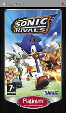 sonic rivals platinum photo