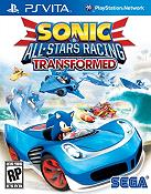 sonic all stars racing transformed photo