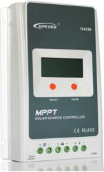 rythmistis fortisis mppt 20a tracer 2210a me lcd display photo