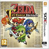 the legend of zelda tri force heroes photo