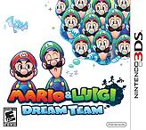 mario and luigi dream team bros photo