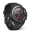 huawei smartwatch w2 4g carbon with sport bracelet black photo