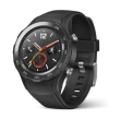 huawei smartwatch w2 carbon with sport bracelet black photo