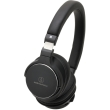 audio technica ath sr5btbk wireless on ear high resolution audio headphones black photo