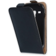 leather case plus new for samsung galaxy i8190 i8200 s3 mini s3 mini ve black photo