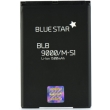 blue star battery for blackberry 9000 9700 bold 9780 m s1 1500mah li ion photo