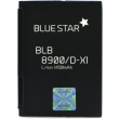 blue star battery for blackberry 8900 9500 9520 dx 1 1450mah li ion photo