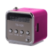 global technology td v26 mini speaker pink photo