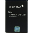 blue star premium battery for sony xperia u st25i 1500mah li ion photo