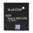 blue star premium battery for sony ericsson xperia x12 arc lt15i 1300mah li ion photo