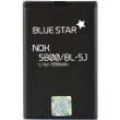 blue star premium battery for nokia 5800 xm c3 00 n900 x6 5230 lumia 520 525 1350mah li ion photo