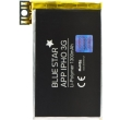 blue star premium battery for apple iphone 3g 1300mah polymer photo