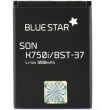 blue star premium battery for sony ericsson k750i w800 w550i z300 1000mah li ion photo