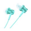 xiaomi headphone piston fresh edition blue photo