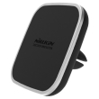nillkin mc 015 wireless charging pad qi magnetic car holder black photo