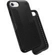 speck iphone 7 presidio grip black black photo