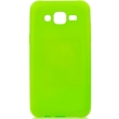 jelly case flash for samsung galaxy j5 lime fluo photo