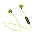 platinet pm1068gr in ear bluetooth sport earphones mic green photo