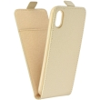 flip case slim flexi fresh for apple iphone x gold photo