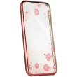 forcell diamond back cover case for xiaomi redmi note 4 4x pink gold photo