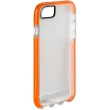 4smarts soft cover canyon for apple iphone 8 iphone 7 orange clear photo