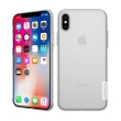 nillkin nature tpu back cover case for apple iphone x white photo