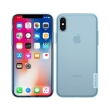 nillkin nature tpu back cover case for apple iphone x blue photo