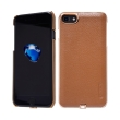 nillkin n jarl wireless charger back cover case for apple iphone 7 brown photo