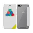 wiko smart folio wicube lenny 3 white photo