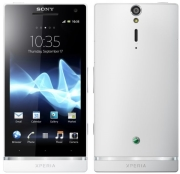 sony xperia s white photo
