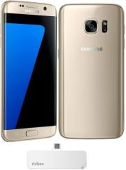kinito samsung galaxy s7 edge 32gb g935 gold tv tuner tivizen photo