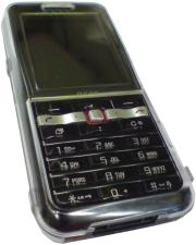 thiki crystal gia sony ericsson g502 plastic photo