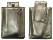 thiki luxus leia gold leather like universal photo
