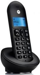 motorola t101b dect cordless phone black photo