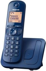 panasonic dect kx tgc210grc blue photo