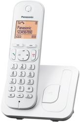 panasonic dect kx tgc210grw white photo