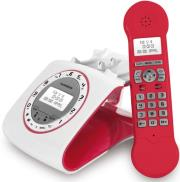 thomson th 530dred classy dect red photo